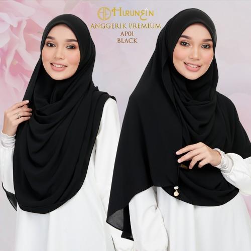 AP01 Black (ROLL)