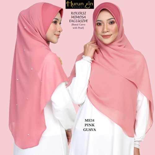 ME14 Pink Guava (READY STOCK)